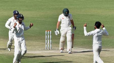 ravindra jadeja, jadeja, ravindra jadeja australia, india vs australia, ind vs aus, india australia dharamsala test, india australia fourth test, cricket news, sports news, indian express