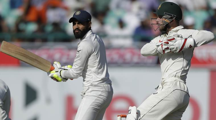India's Jadeja passing the test on 'auto-mode'