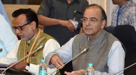 GST, Goods and services tax, gst council, arun jaitley, industry, indian economy, indirect tax rates, indian express