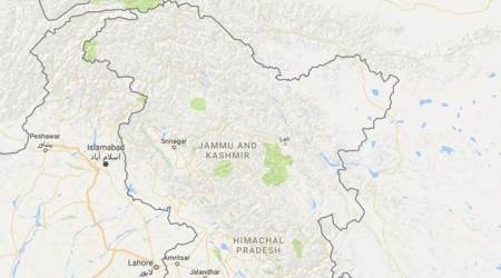Earthquake of 5.4 magnitude jolts Jammu and Kashmir