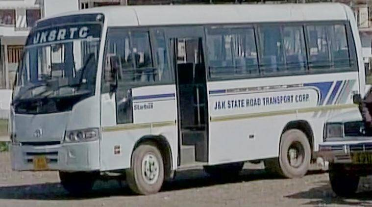 Cross-LoC bus services, bus service in jammu kashmir, kashmir-pakistan bus service, loc bus service