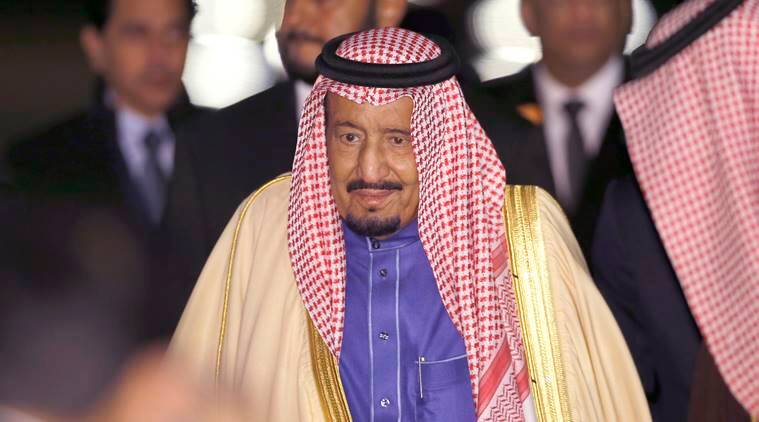 Saudi Arabia's King Salman, Saudi king visit to Maldives, Maldives flu outbreak, Maldives swine flu outbreak, H1N1 cases in Maldives, world news, indian express news