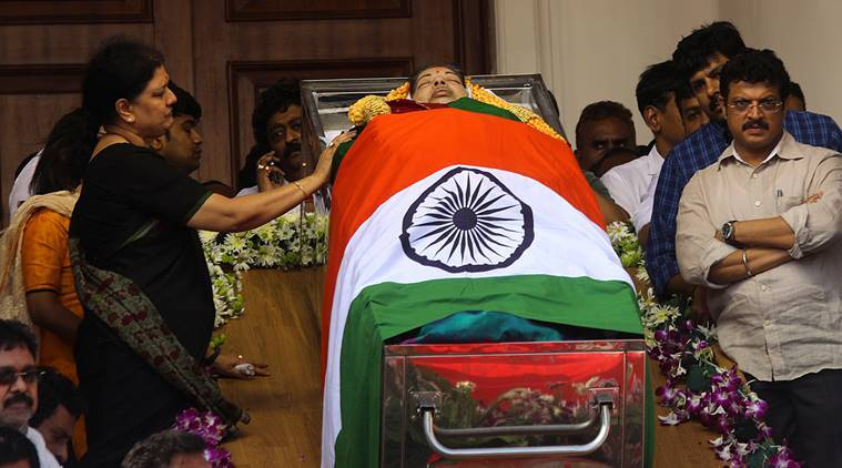 jayalalithaa, jayalalithaa death, jayalalithaa death cause, tamil nadu government jayalalithaa, tn govt report jaya death, india news, indian express news