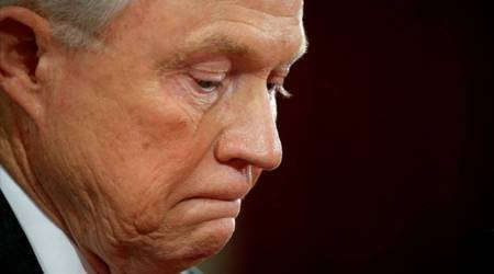 US Attorney General Jeff Sessions denies 'false and scurrilous allegations'