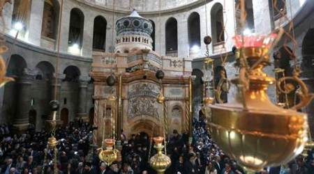 Interactive: What is the Jesus tomb, and how it is beingrenovated