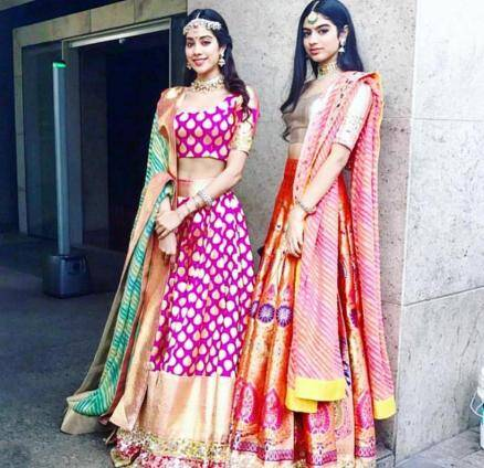 Photos Jhanvi Kapoor S Style File Steal A Glance At Our