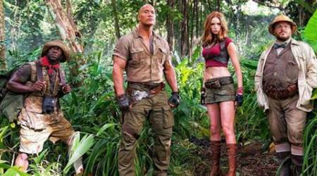 Jumanji, jumanji sequel, jumanji sequel title, Jumanji: Welcome to the Jungle, jumanji sequel name, jumanji 2,