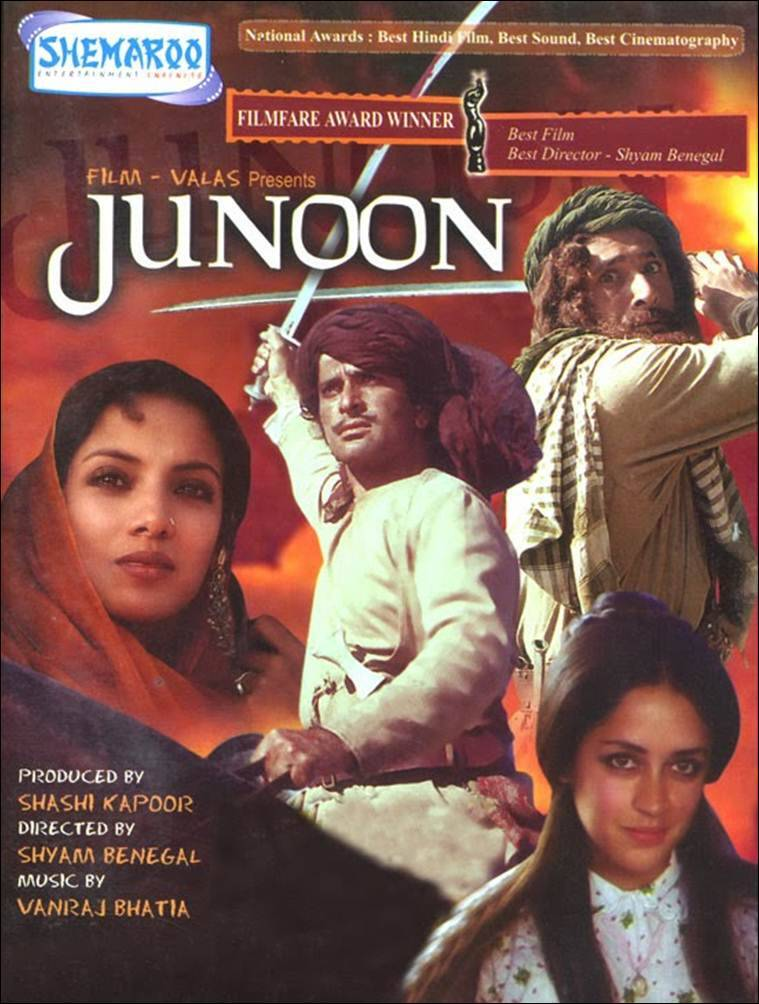 Junoon ( A flight of pigeons)