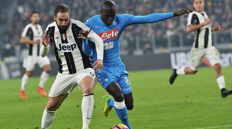 Juventus Juventus Vs Napoli Napoli Vs Juventus Serie A Italy Football