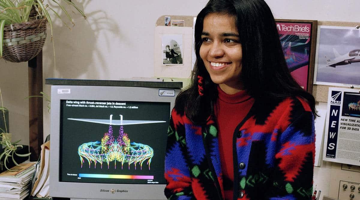 Kalpana Chawla, Kalpana Chawla space shuttle, Kalpana Chawla space, Kalpana Chawla US shuttlle