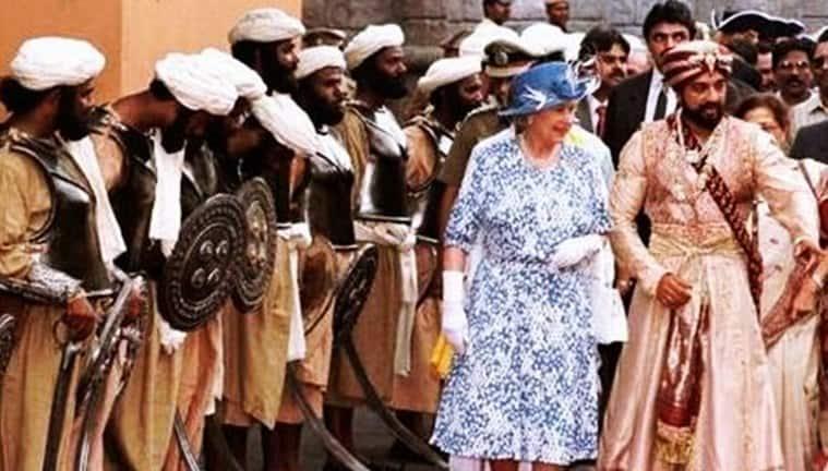 Kamal Haasan Shares Frame With Queen Elizabeth II After 20