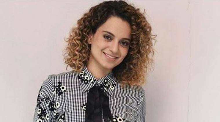 kangana ranaut, karan johar, kangana ranaut karan johar, kangana ranaut rangoon, kanagan ranaut nepotism, karan johar nepotism, koffee with karan season 5, kangana ranaut koffee with karan, indian express, entertainment news