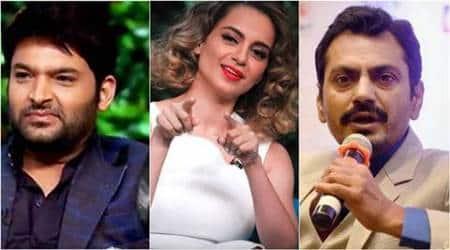 Kapil Sharma, Kangana Ranaut, Nawazuddin Siddiqui prove to succeed you need talent, notEnglish