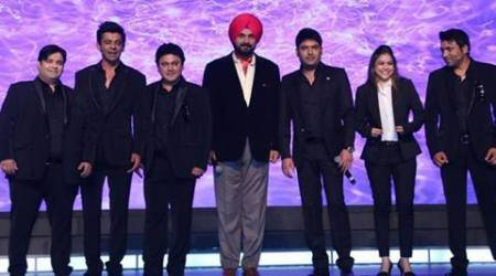 The Kapil Sharma Show team is in Australia and the fans cannot hold their laughter. See pics,videos