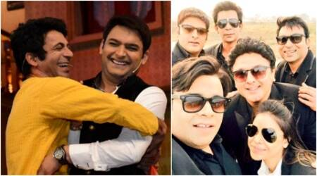 kapil sharma, the kapil sharma show, sunil grover, kiku sharda, ali asgra, sumona chakravarti, chandan prabhakar, kapil sharma images, sunil grover images, kapil sharma sunil grover fight