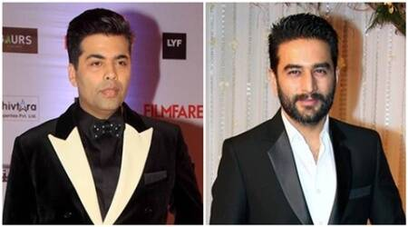 Karan Johar turns singer, records first song for Shekhar Ravjiani. And you thought he could only dance?