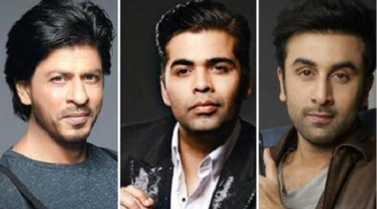 karan johar, shah rukh khan, ranbir kapoor, ae dil hai mushkil, ranbir kapoor karan johar, shah rukh khan karan johar, shah rukh khan ranbir kapoor, indian express news, entertainment news