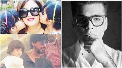 Karan Johar, Karan Johar twins, Karan Johar srk, shah rukh khan, farah khan, srk abram, srk karan johar, surrogacy, surrogacy in bollywood