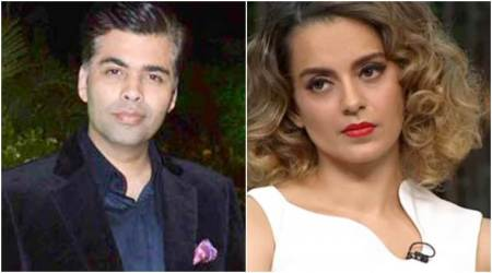 Kangana Ranaut on Karan Johar: I don't harbour notions about anyone