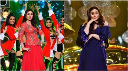 Kareena Kapoor Khan's dance tribute to Salman Khan, Shah Rukh Khan, Aamir Khan is adorable. See pics