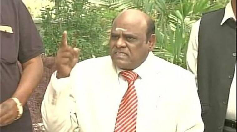 Justice Karnan, contempt of court, supreme court, six months jail
