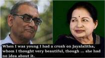 'I had a crush on Jayalalithaa' : Markandey Katju's Facebook post remembering the former TN CM goes viral
