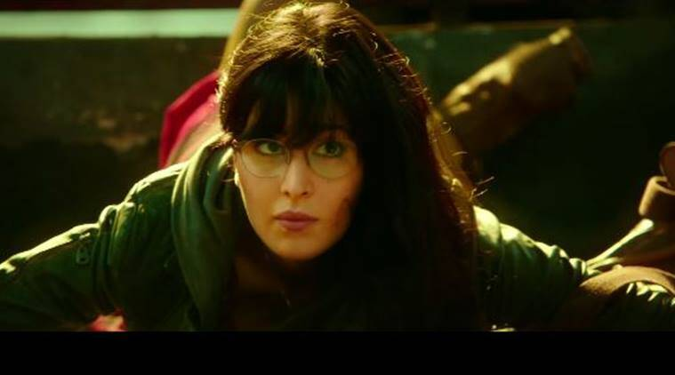 Katrina Kaif, Katrina Kaif injured, katrina kaif jagga jasoos, katrina kaif injured on the sets, katrina kaif movie stalled, katrina kaif on best rest, katrina kaif movie updates,