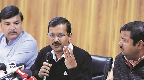 Pull up those responsible for poor govt school education, says AAP