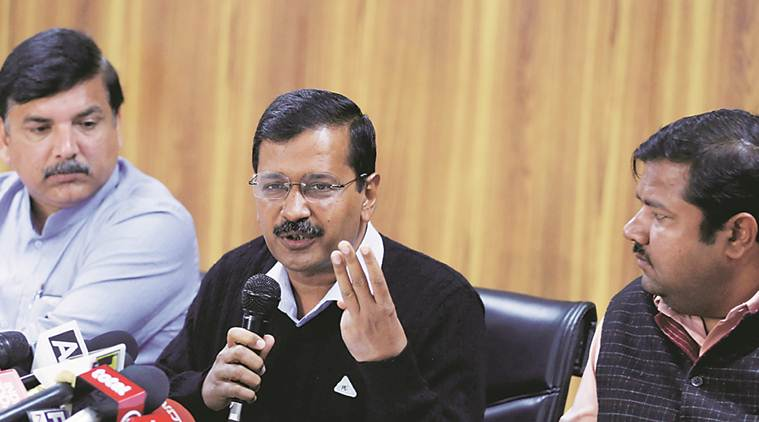 Arvind Kejriwal, Arvind Kejriwal defamation case, defamation case against arvind kejriwal, Kirti Azad, DDCA, Chetan Chauhan, India news, Indian Express