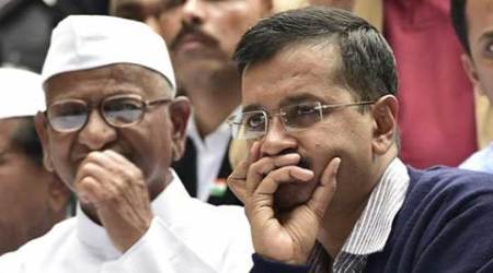 Delhi: 2 years on, AAP still mired in controversy