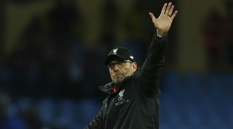 Jurgen Klopp, Jurgen Klopp Liverpool, Liverpool Jurgen Klopp, Adam Lallana, Liverpool matches, sports news, sports, football news, Football, Indian Express
