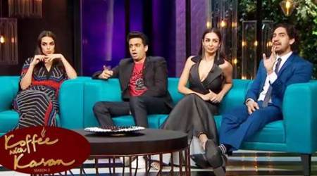 Koffee With Karan Season 5: Neha Dhupia, Malaika Arora, Ayan Mukerji and Rohan Joshi give Best Performance award to Katrina Kaif and Salman Khan