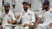 The journey from No.7 to No.1 has been surreal: Kohli