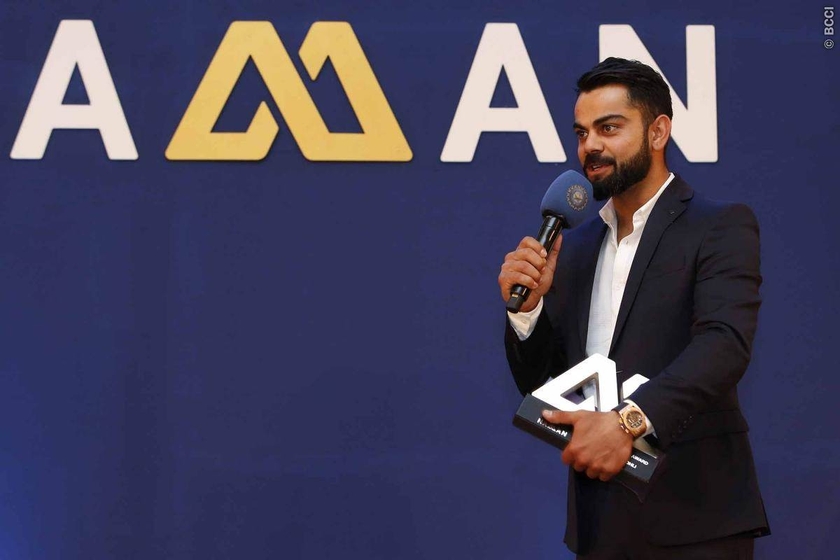 virat kohli, kohli, kohli vs australia, india vs australia, ind vs aus, bcci, bcci awards, india cricket, cricket india, cricket news, cricket
