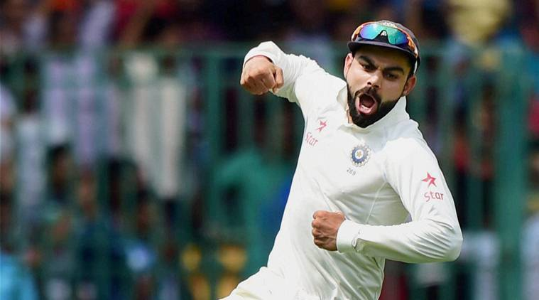 Kohli must improve his behavior says Geoff Lawson