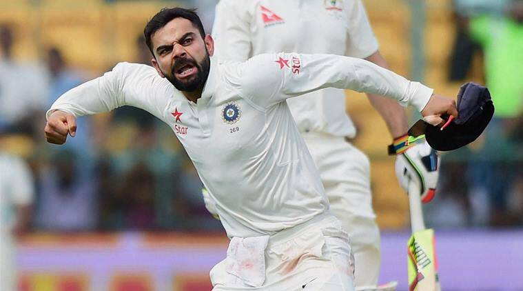 India vs Australia, Ind vs Aus, India vs Australia 2nd Test, Virat Kohli, kohli, Kohli India, Kohli Steve Smith, Ian Healy, Healy, Virat Kohli India, Cricket news, cricket