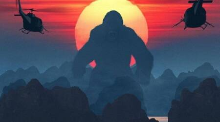Kong Skull Island movie review: King Kong stomps, smashes, crushes in war against US