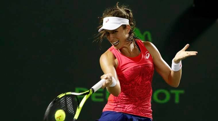 Johanna Konta Refuses To Be Burdened By Expectations Ahead Of