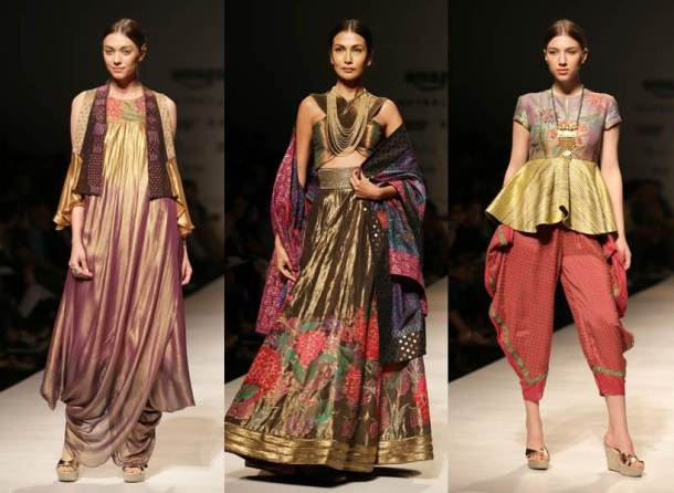 AIFW Autumn/Winter 2017: From Anupama Dayal to Pero by Aneeth Arora, here are the best looks from Day 2