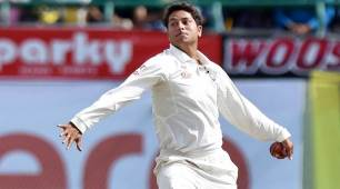 India vs Sri Lanka Board President's XI: Kuldeep Yadav stars for India on opening day