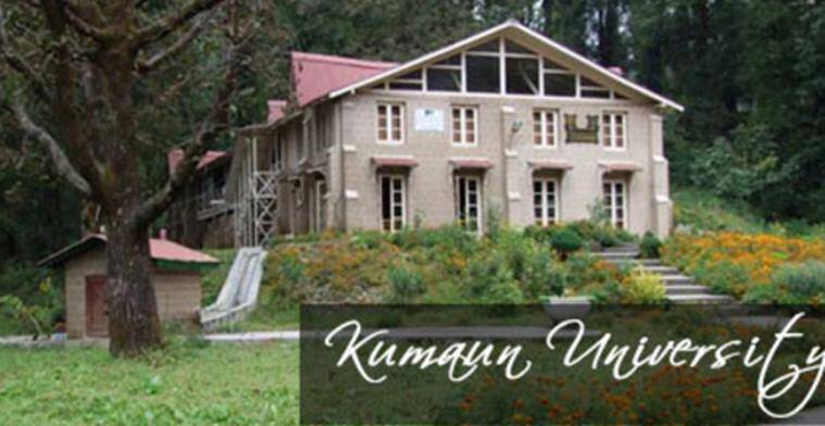 Kumaun University, Kumaun University VC, KU nainital, kunainital.ac.in, kuexam.ac.in, kuntl, kunainital, Kumaun University result, education news, uttarakhand education, indian express news, Dinesh Kumar Nauriyal, uttarakhand news