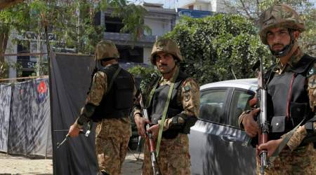 Death toll in Taliban suicide attack in Lahore rises to 27