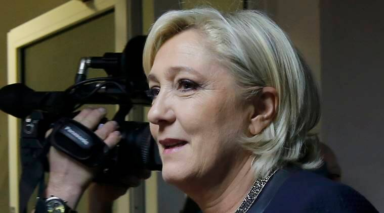 France, Marine Le Pen, Marine Le Pen Moscow visit, France Russia, French presidential elections, France Islamic fundamentalism, Le Pen Russia, Europe Russia, Russia terrorism, World news