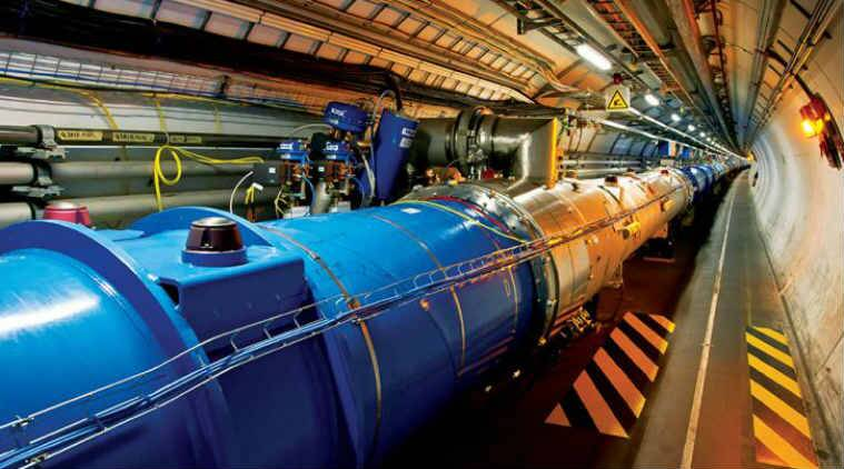Large Hadron Collider,world's largest particle accelerator, most powerful particle accelerator , new pixel detector, hunt for new sub-atomic particles, Compact Muon Solenoid pixel detector, CMS experiment, Science, Science news