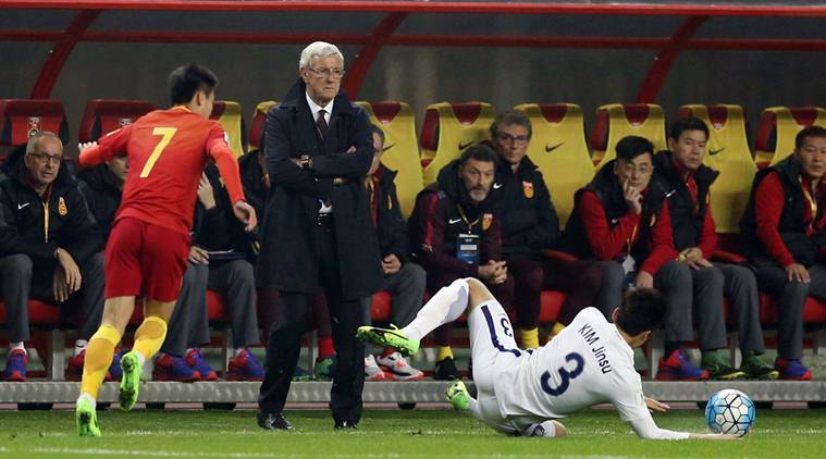 china world cup qualifier, china world cup, world cup qualifiers, asia world cup qualifiers, afc world cup qualifiers, marcelo lippi, football news, sports news