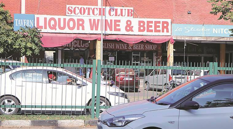 Rajasthan liquor sale, liquor sale, liquor ban, Rajasthan liquor ban campaign, Rajasthan on liquor ban, Supreme Court on liquor ban, indian express news
