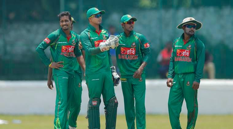 Rain delays Bangladesh's chase against Sri Lanka in 2nd ODI