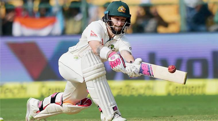 australia 237  6  india vs australia live cricket score and updates  2nd test 2017  day 3 from