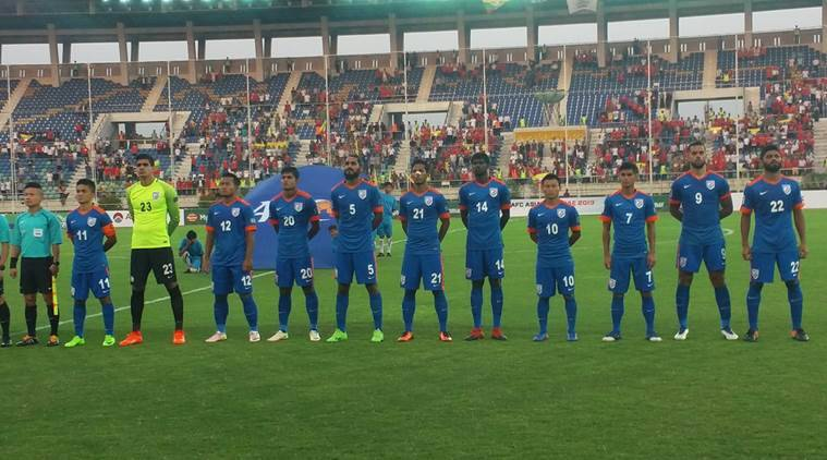 live football score, india vs myanmar, india vs myanmar football score, india vs myanmar live score, india vs myanmar live updates, india vs myanmar live streaming, india vs myanmar asian cup qualifying, asian cup qualifying, asian cup qualifying qualifying score, india football, india football live, football news, sports news, indian express