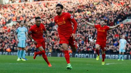Liverpool confirm departure of midfielder Emre Can